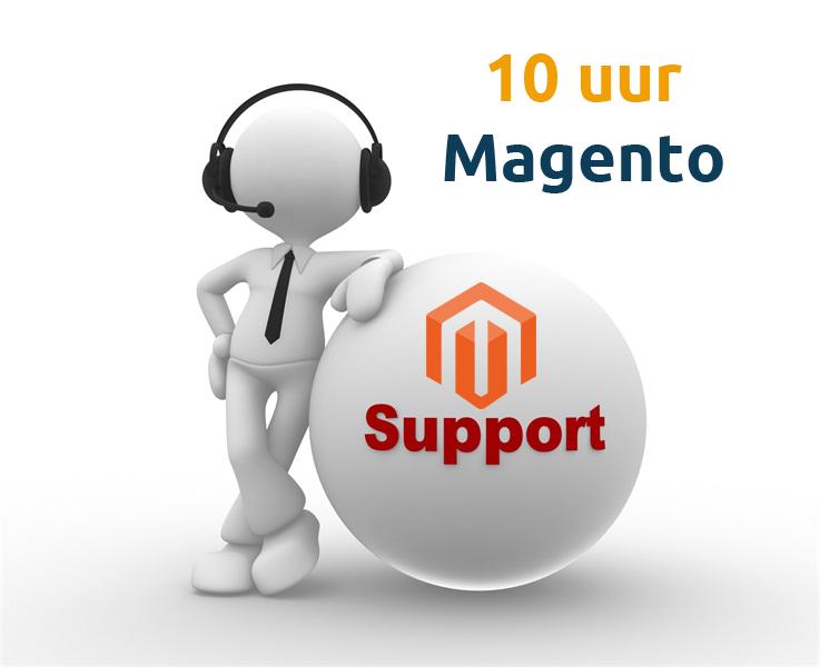 10 uur Magento Support Strippenkaart-0