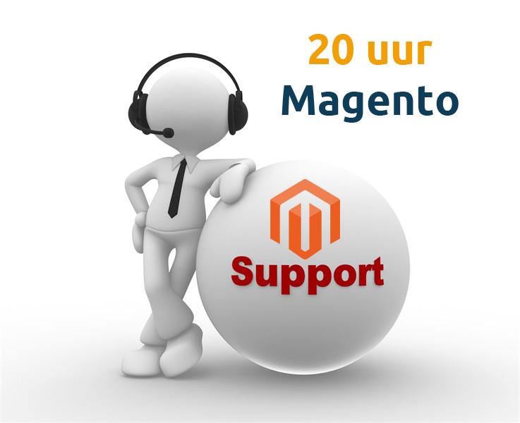 20 uur Magento Support Strippenkaart-0
