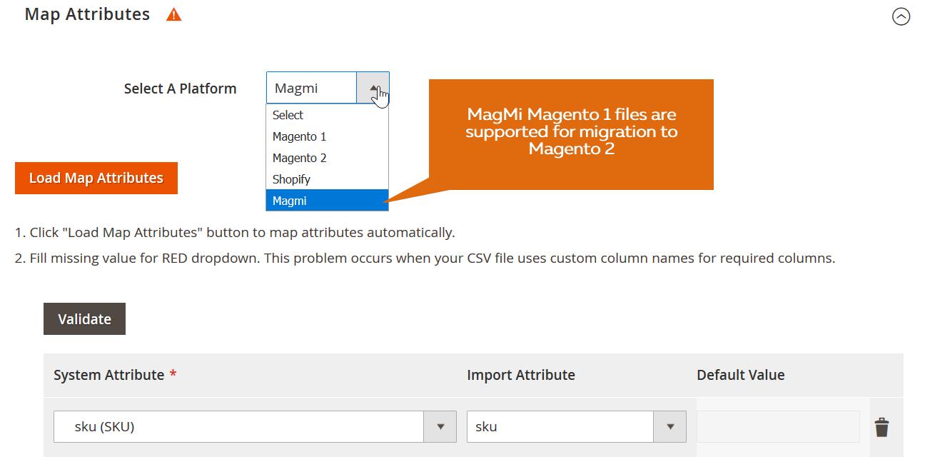 Verbeterde Import & Export voor Magento 2-120